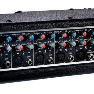 Yorkville MM5D 2x 90w, 5 inputs Mixer/Amp