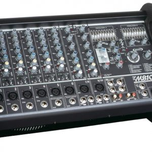Yorkville M810-2 2x 400w, 10 inputs Mixer/Amp