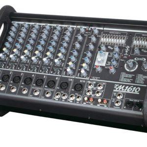 Yorkville M1610-2 2x800w, 10 inputs Mixer/Amp