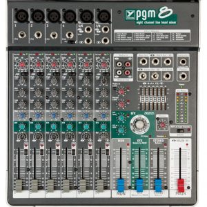 Yorkville PGM8 Compact Mixer