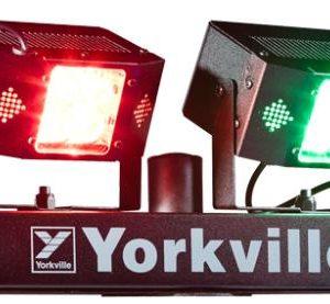 Yorkville LP-LED4 LED Stage Lighting System