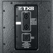 Yorkville TX8 Dual 15-inch / 8-inch / 2-inch - 1500 watts