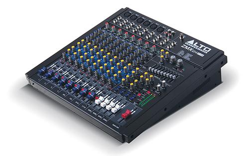 Alto ZMX124FX USB Mixer